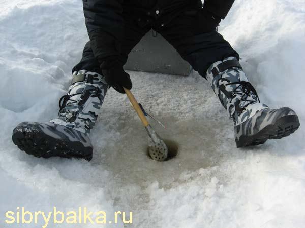 Фотогалерея зимняя рыбалка в сибири